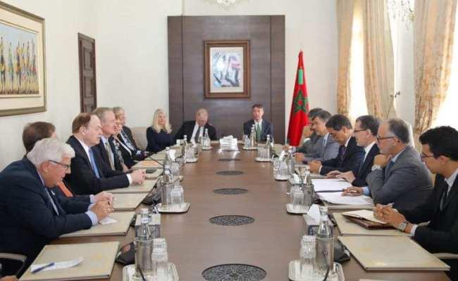 الشيوخ الأمريكي يشيد بتطور المغرب