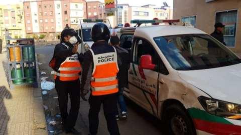 شرطة الطوارئ