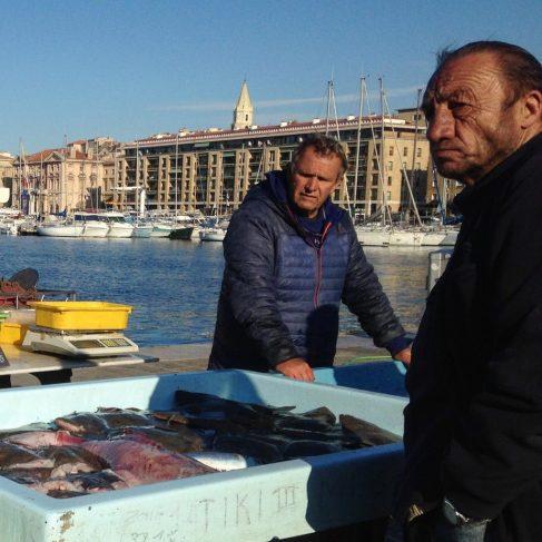 Les pêcheurs marseillais hésitent entre l'abstention et le Front National