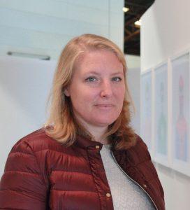 Charlotte Bonneaud - Directrice des événements de l'association MJ1