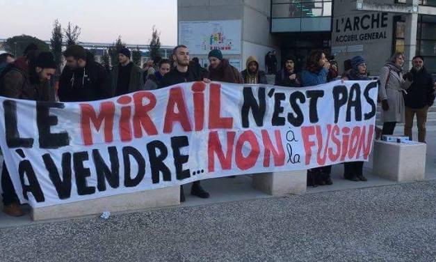 Université Jean-Jaurès : un Conseil d'Administration bloqué par des étudiants