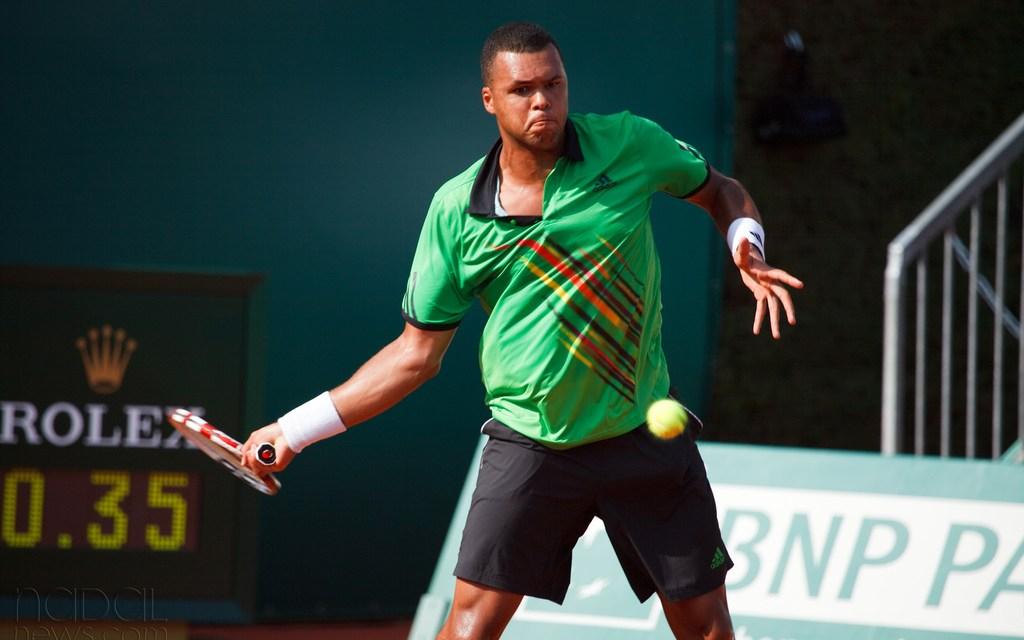 Open d'Australie : Tsonga premier Français qualifié pour les 8es de finale