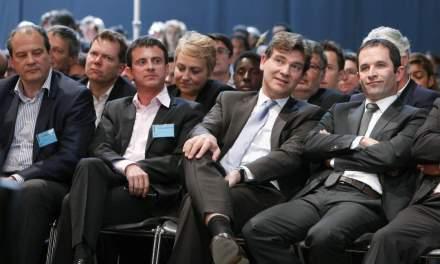 Premier débat télévisé pour les candidats à la primaire de gauche