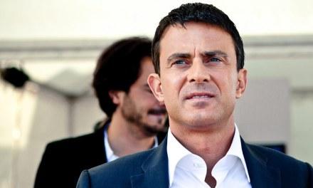 Accueil des migrants, pour Valls : «La France a pris sa part»