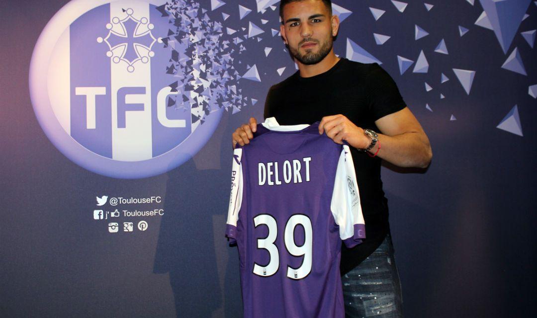 Officiel : Andy Delort signe au TFC pour quatre ans et demi