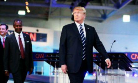 Donald Trump devient le 45e président des Etats-Unis