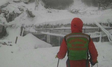Italie : huit personnes retrouvées vivantes