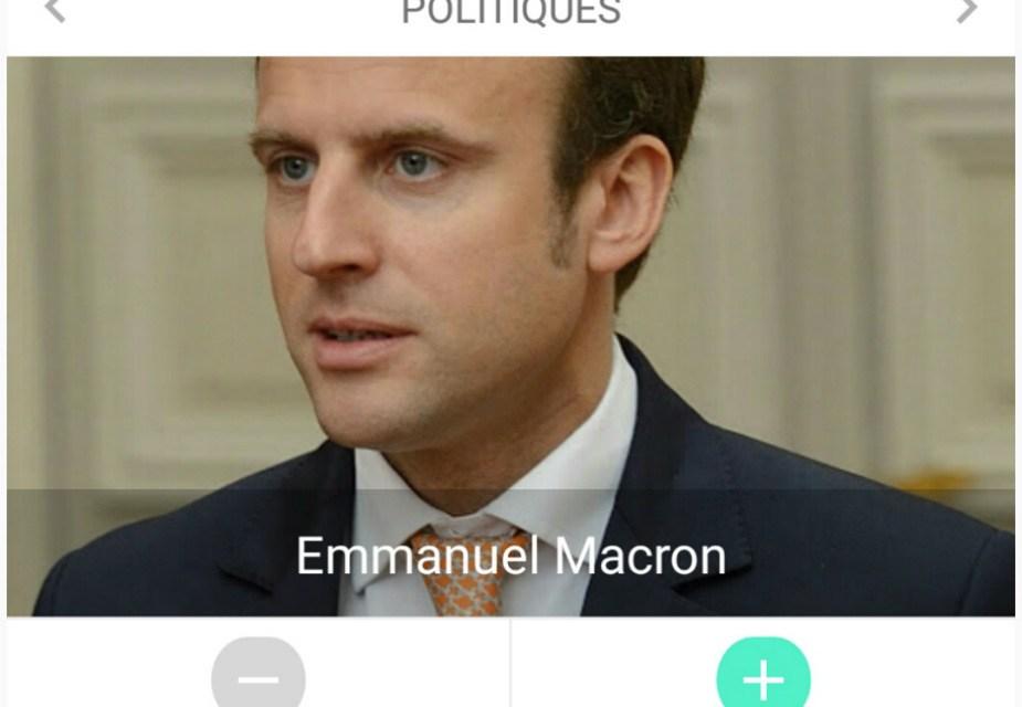 L'application Gov : le Tinder de la politique