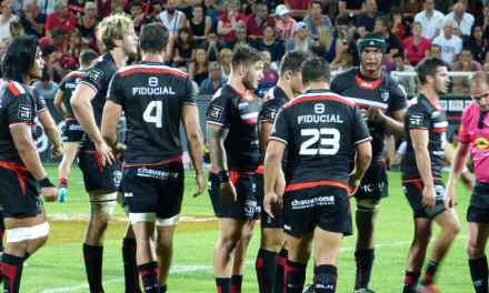 Le Stade Toulousain s'incline à domicile contre Pau (10-20)