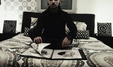 Romain Blvck, des ciseaux à l'aiguille