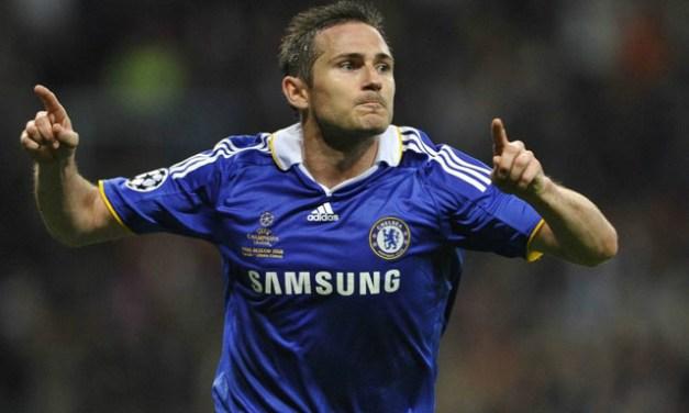 Frank Lampard tire sa révérence