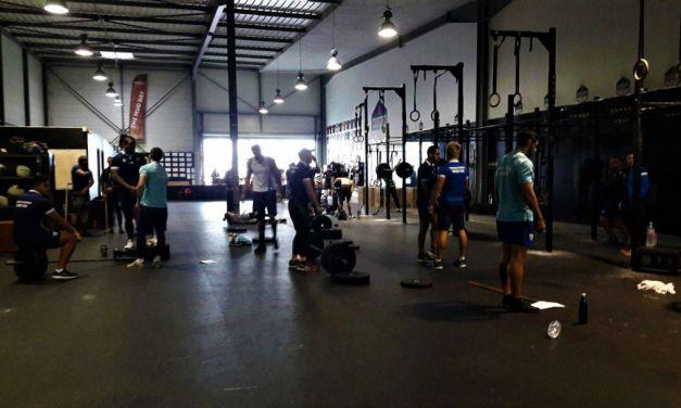 [VIDEO] Rugby : une préparation musclée pour le Toulouse Olympique
