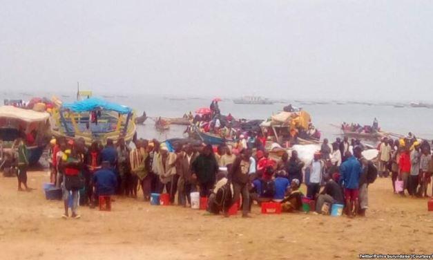 Affrontements en RD Congo : 7.000 personnes fuient au Burundi