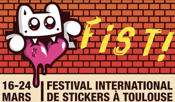 À Toulouse le stickers a son festival !