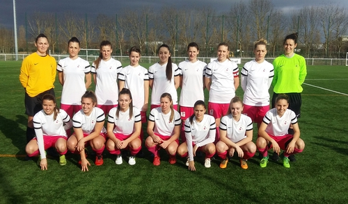 Football féminin universitaire : Toulouse défait aux tirs au but face à Montpellier