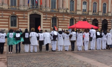 CHU de Purpan : «Ils veulent nous empêcher de nous mobiliser»