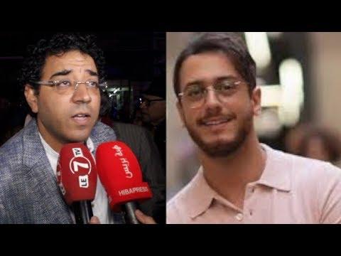 مراد عشابي....سعد لمجرد إلا كان بريء غدي يبرأ معاه حتى الفن المغربي