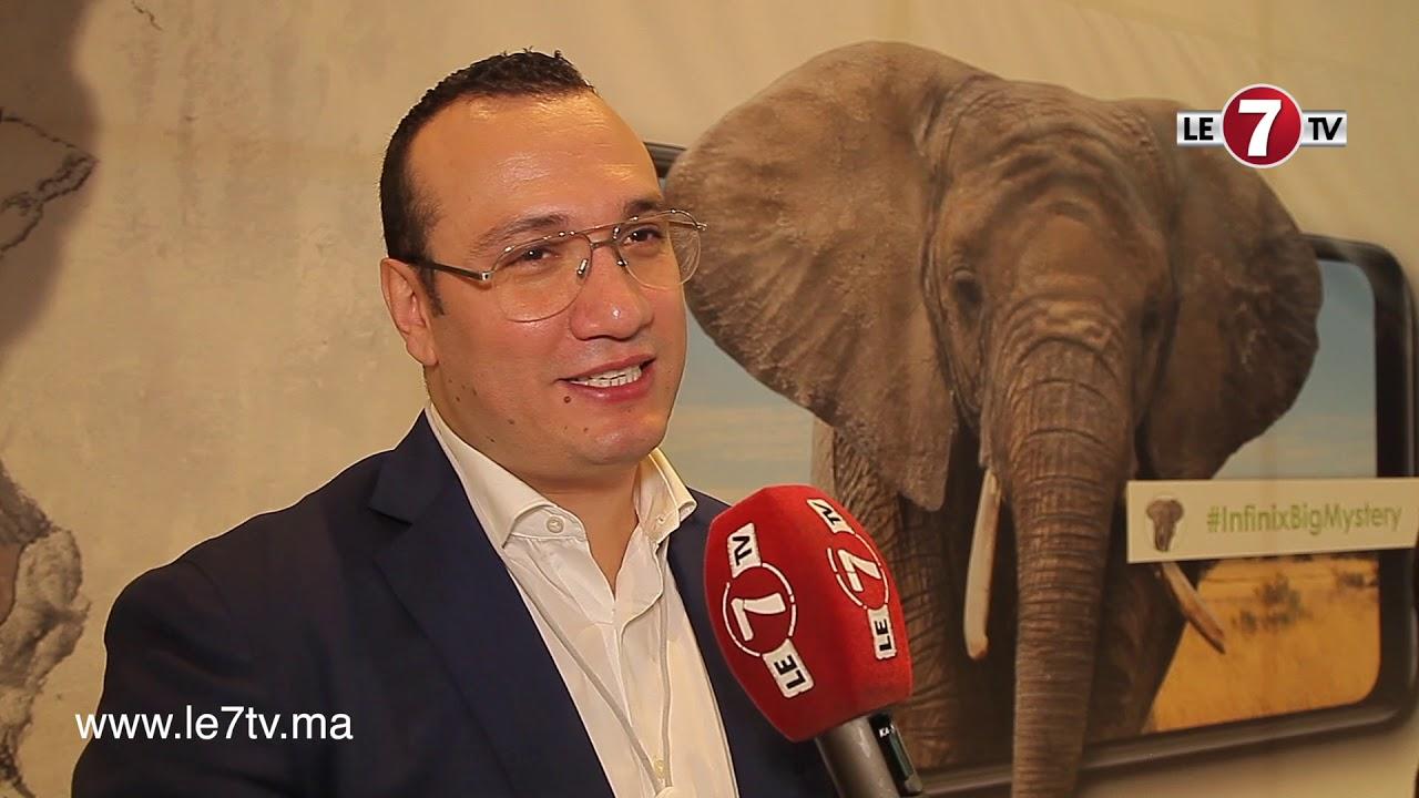 """المدير العام لشركة """"إنفينيكس infinix"""" بالمغرب يوضح الهدف من إفتتاح """"إنفينيكس بارك infinix park"""""""