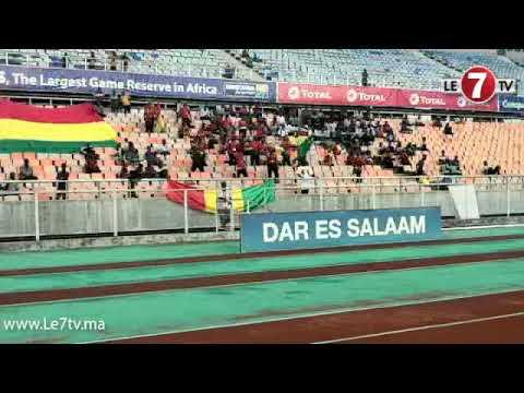 """""""كان U17""""... الجماهير الغينية تخطف الأضواء بملعب """"ناسيونال ستاديوم"""" برقصات إفريقية رائعة"""