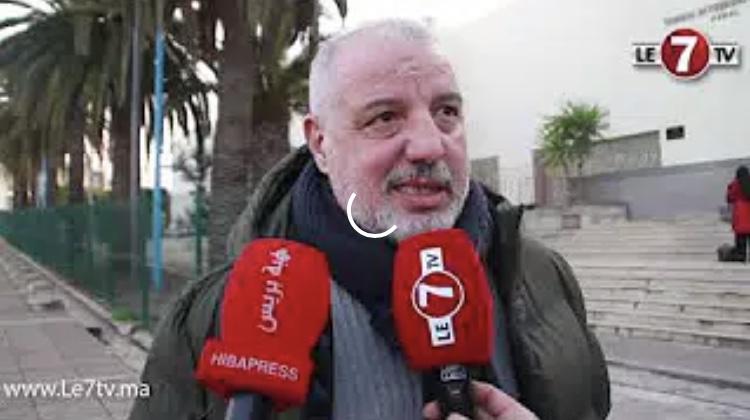 """تصريح مثير للمحامي """"زهراش"""" بعد السراح المؤقت للفتاة ليلى.."""" المحكمة كانت منصفة في حق موكلتي"""""""