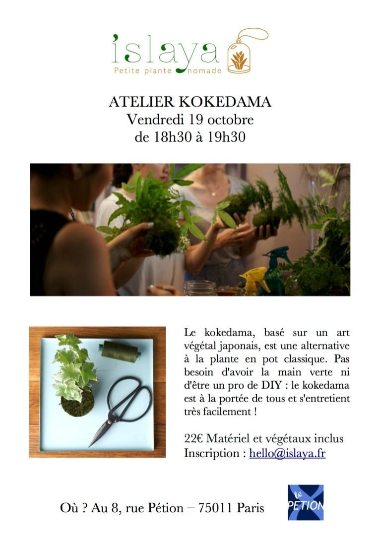atelier terrarium le 8 petion salle à louer paris est