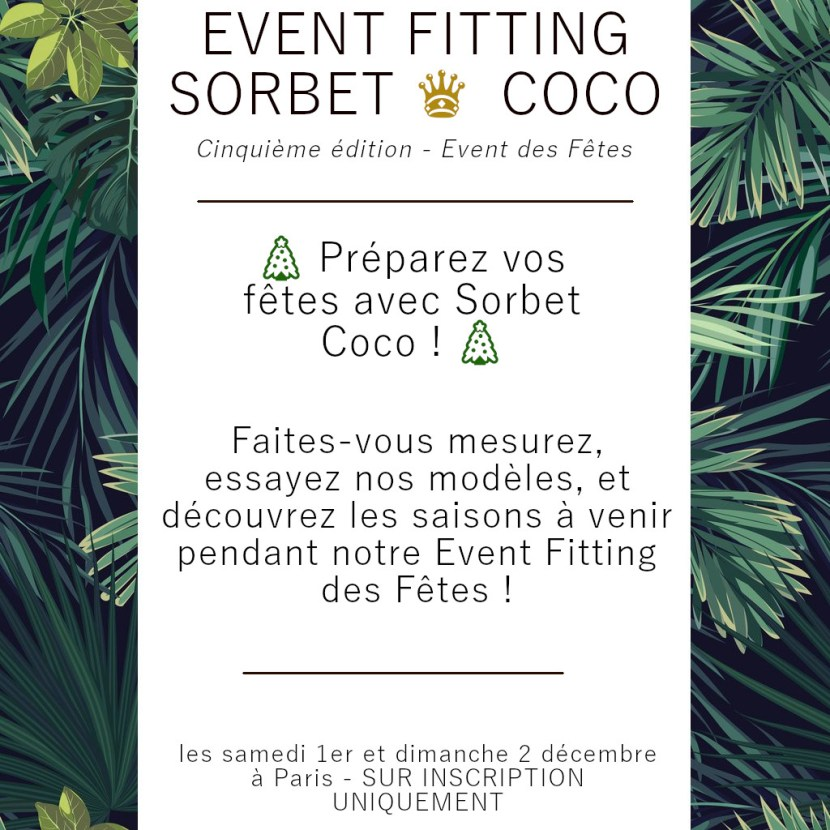 Event fitting au 8 Petion