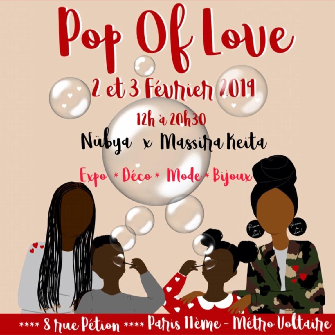 pop of love le8petion