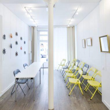 salle à louer pour vos atelier et formations
