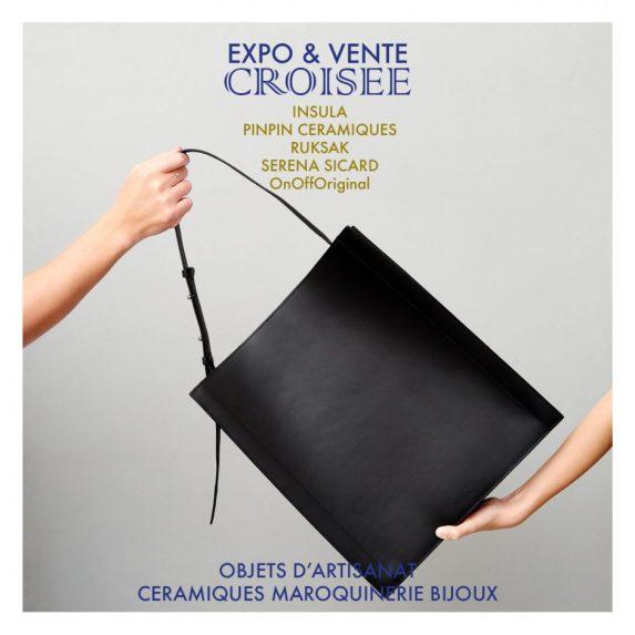 une expo vente parisienne