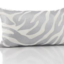 Large Zebra Print Throw Pillow