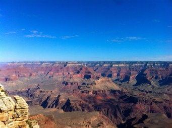 Obligatory Grand Canyon photo. She sure is grand though...