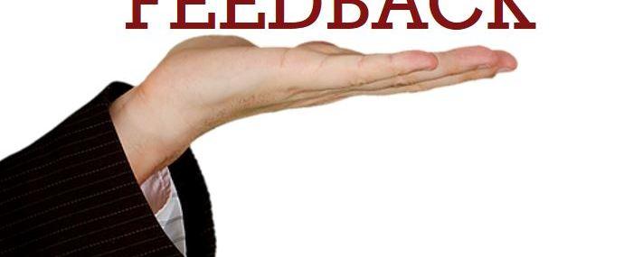 Serving Up Feedback program