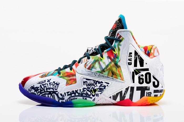 Nike What The LeBron 11