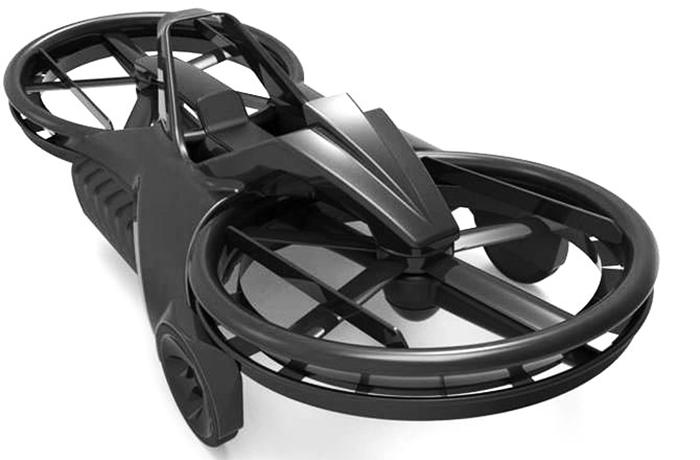 aero-x ホバーバイク