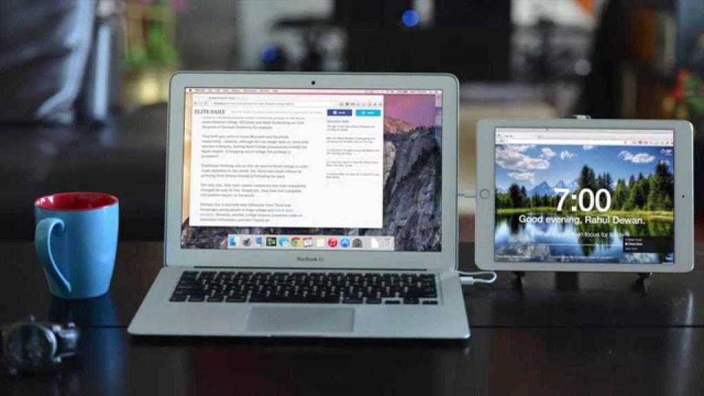 iPadを本気でサブディスプレイにする『Duet Display』がリリース!早速使ってみた!