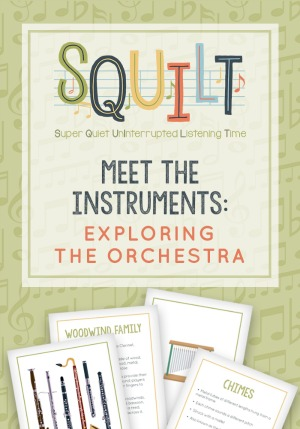 SQUILT Meet The Instruments: Exploring The Orchestra