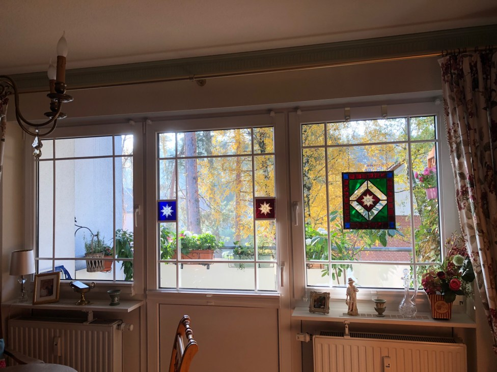 Ulrike - Germany (suncatcher)