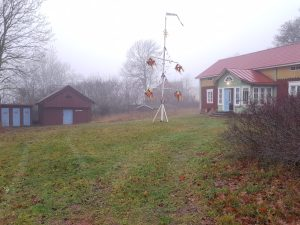 Lassa-Långnäs gård i Eckerö, Åland
