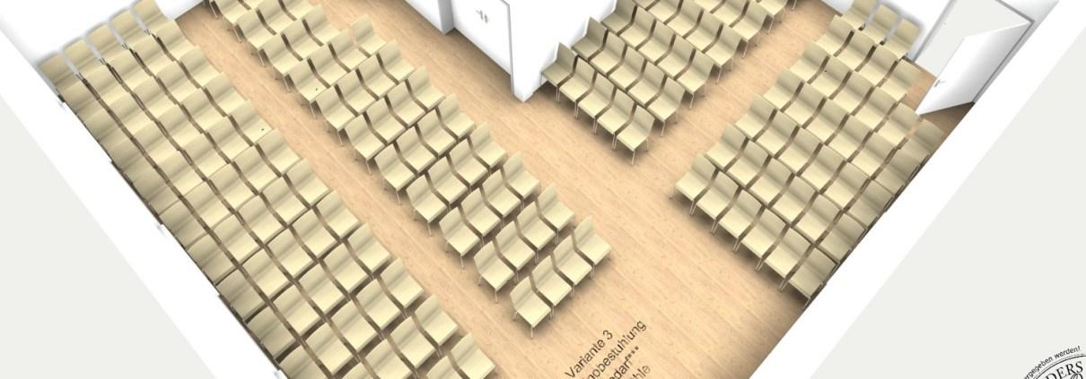 Modell des Bildungsraums Sitzendorf /Schmida©Sabine Kopfschlägel, Blaha Office