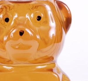 Golden Honey Bear, text