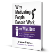 Why Motivating People Doesn't Work.. and What Does Book Cover