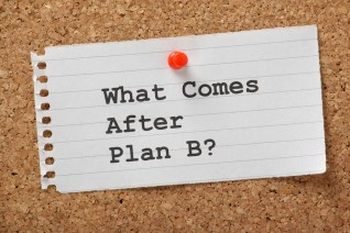 What Comes After Plan B?