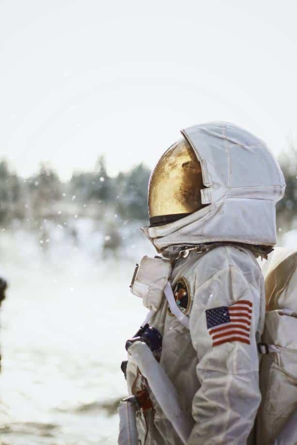 American astronaut