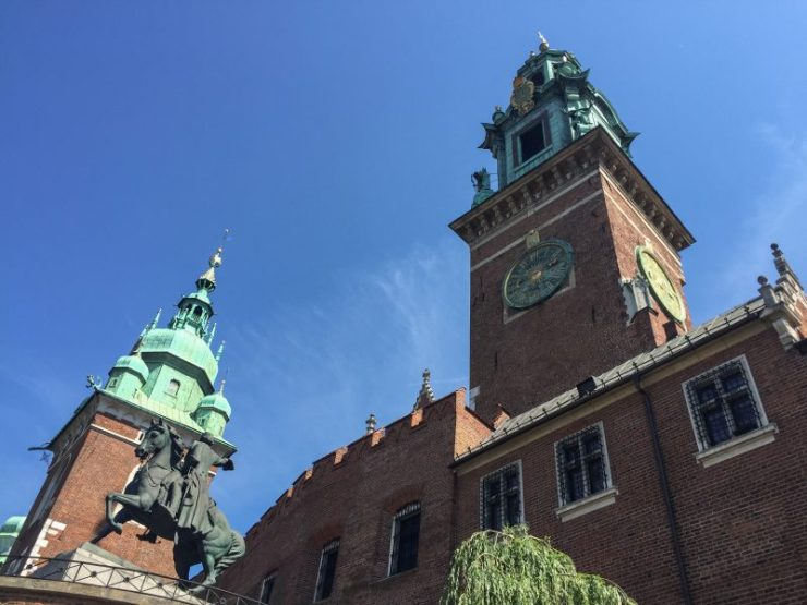 Clock Tower Wawel Cathedral