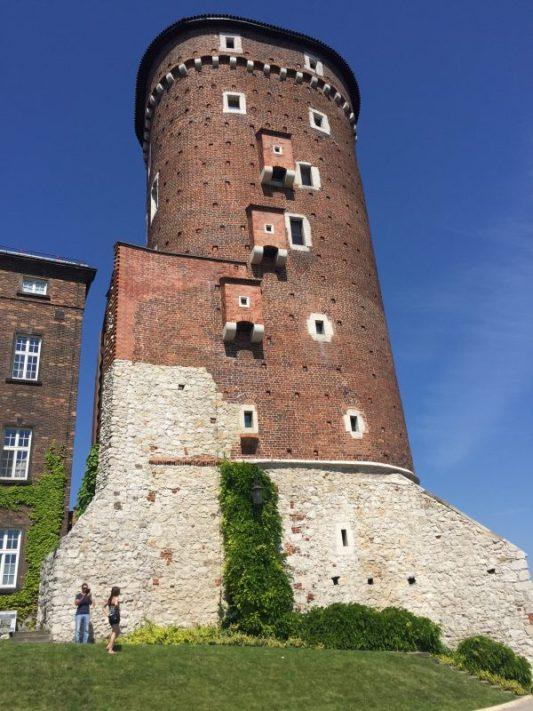 Wawel Castle Tower
