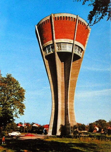 Vukovar watertower