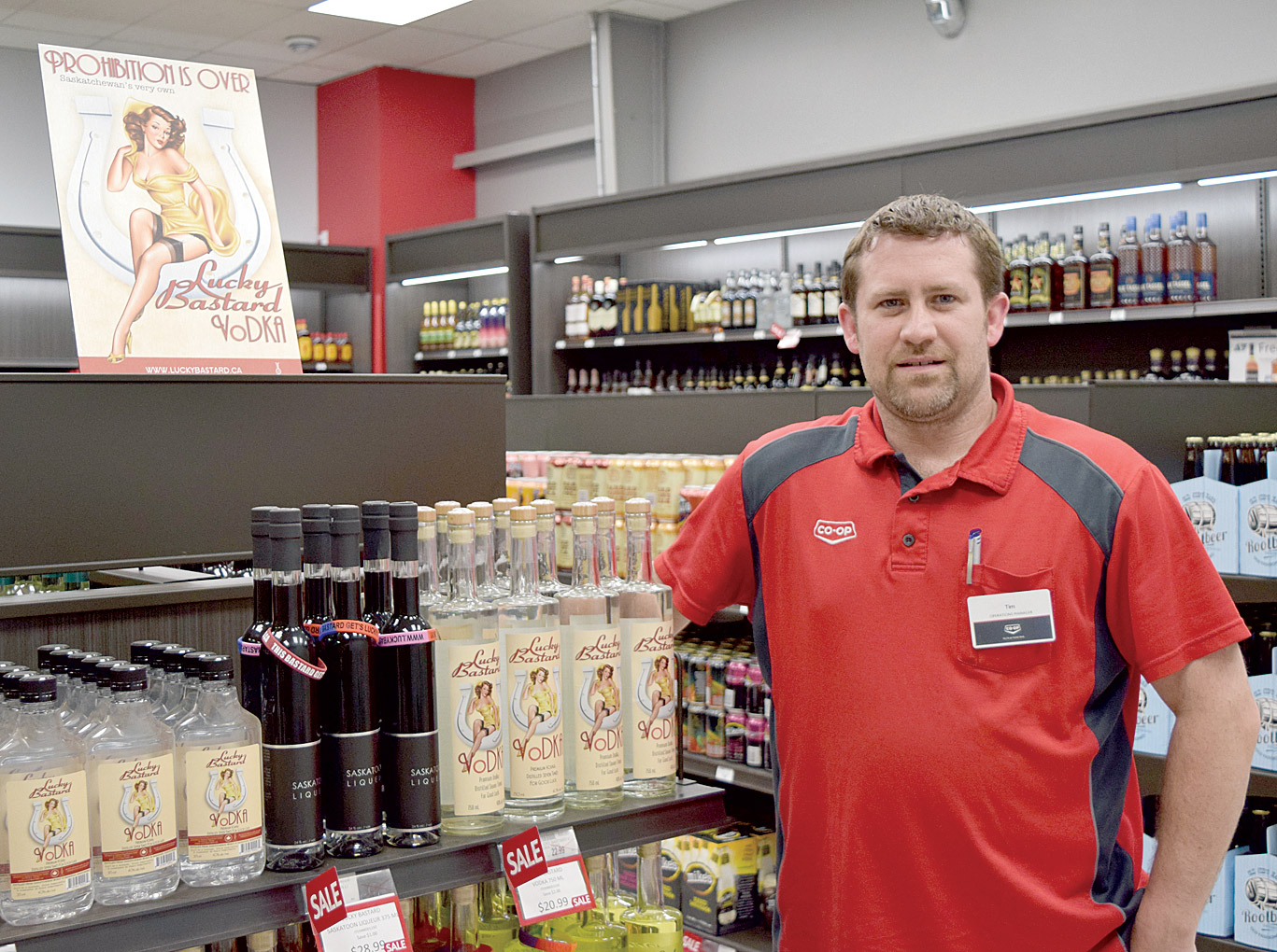 new era as co op opens liquor retail in davidson the davidson leader