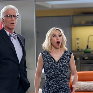 Manque de confiance en soi - The Good Place