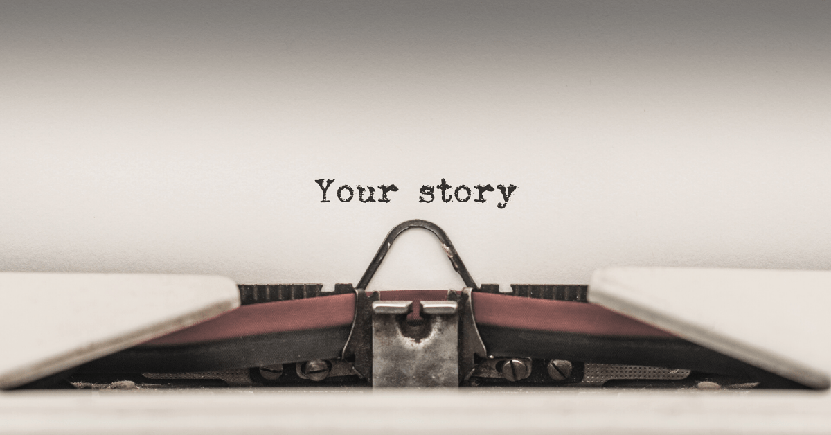 Why Your Story Matters   Finding, Writing & Living   Leader Online