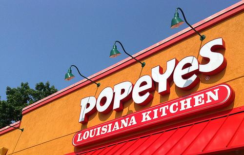 servant leadership at popeyes chicken